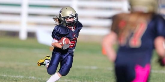 Group In Utah Starts Girls-Only Tackle Football League