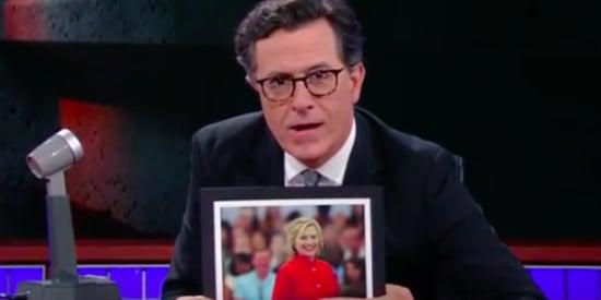 Stephen Colbert's 'Tinfoil Hat' Segment Explains GOP Conspiracy Theories
