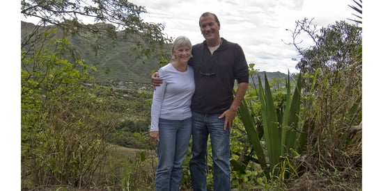 How 'Slow Travel' Transformed This Couple's Life