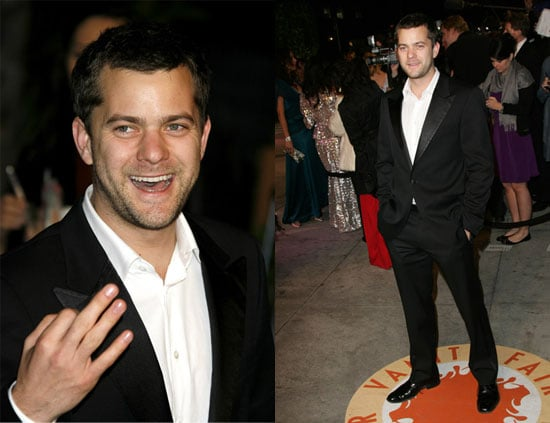 Vanity Fair Oscar Party: Joshua Jackson