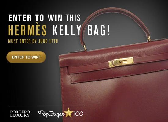 Win an Hermes Bag