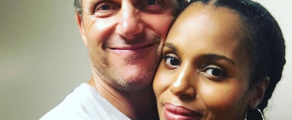 Rejoice! The Stars of Scandal Reunite For Season 6