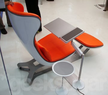 Daybed: Workstation Of The Future