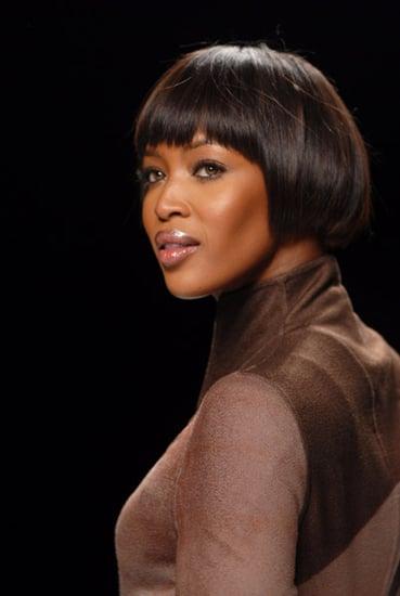 Fab Flash: Naomi + Christopher = Lingerie Line?