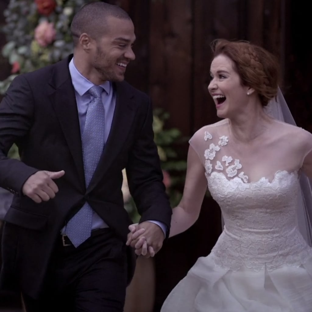 Grey's Anatomy Jackson and April GIFs | POPSUGAR Entertainment