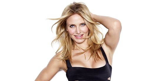 Cameron Diaz Thinks Social Media Is A 'Crazy-Ass Experiment On Society'