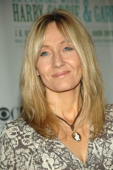 Variety's Women's Impact Report: J.K. Rowling