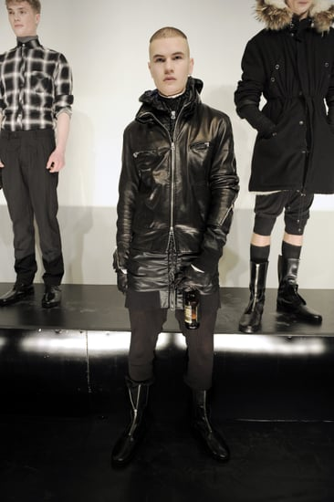 New York Fashion Week: Tim Hamilton Fall 2009