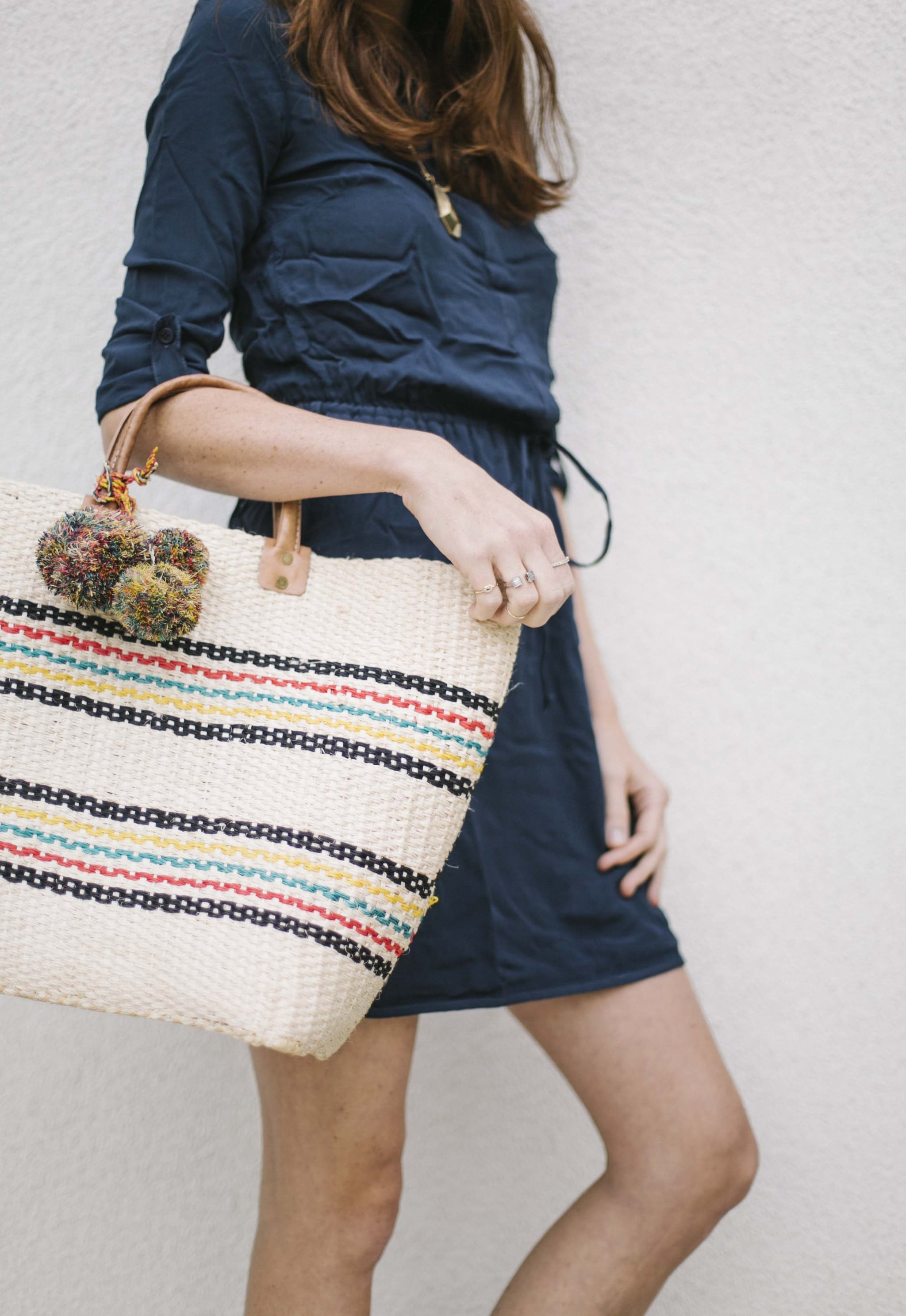 An Oversize Tote