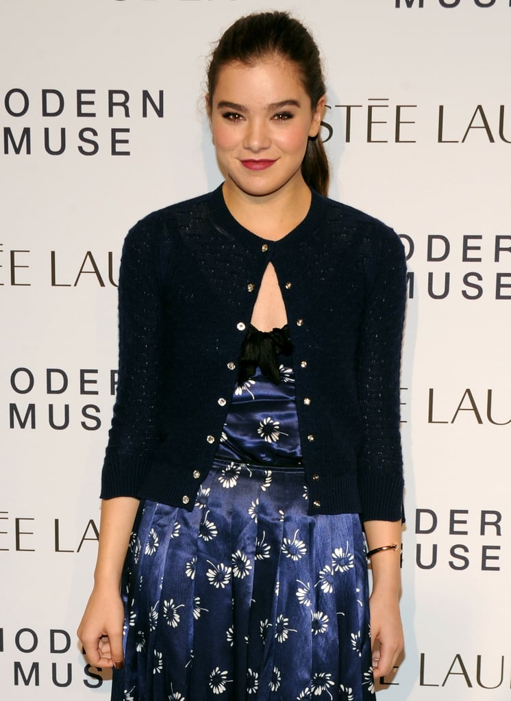 Hailee Steinfeld has joined Term Life, an action comedy in which she'll play Vince Vaughn's daughter.