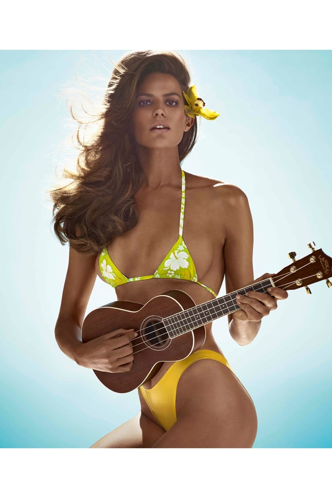 Miss July Cameron Russell