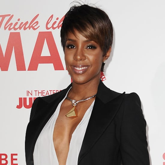Kelly Rowland Baby Bump Picture