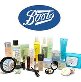 Brand-New Brand:  Boots Health and Beauty