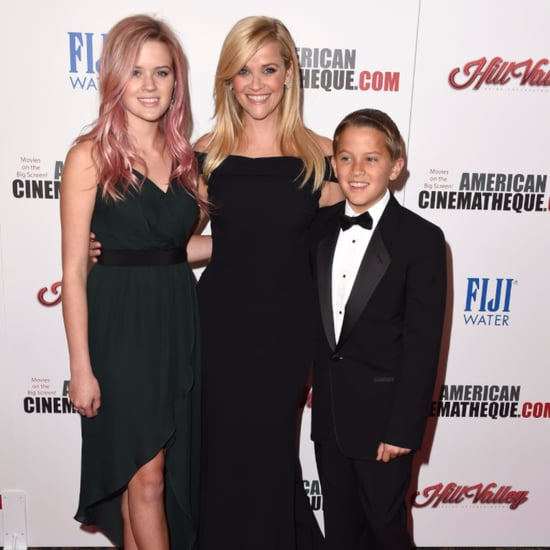 Reese Witherspoon Says Daughter Ava Is Cooler Than Her