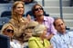 Sienna Brings Her Wizard to See the Stars of Tennis