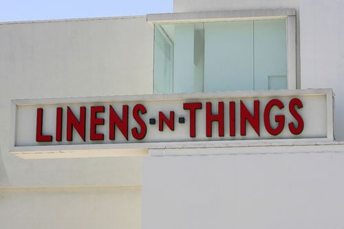 Linens 'N Things Going Out of Business?
