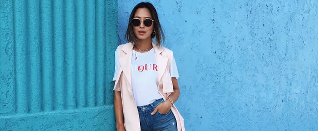 47 Ridiculously Stylish Ways to Wear Your Graphic Tee