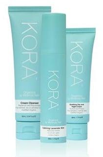 Kora Organics Skin Care Set