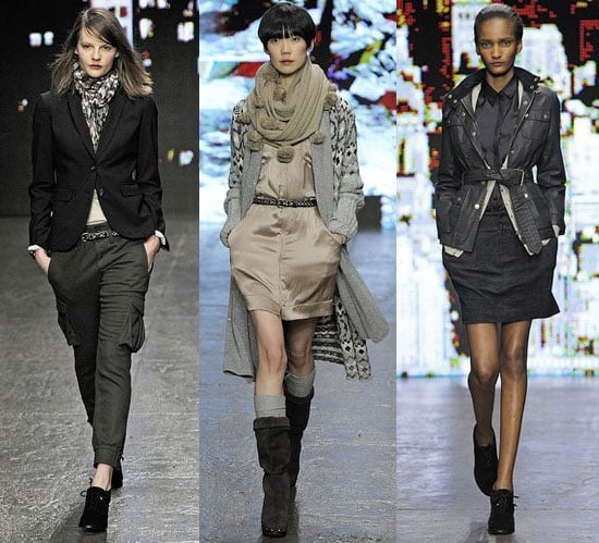 Banana Republic 2010 Fall Runway Collection