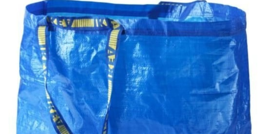The Iconic Blue IKEA Bag Is Getting A Makeover