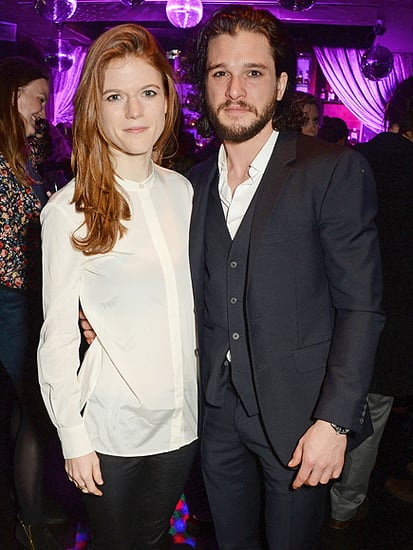 Too Sweet! Kit Harington Says It Was 'Very Easy to Fall in Love' with Rose Leslie While Shooting Game of Thrones in Iceland
