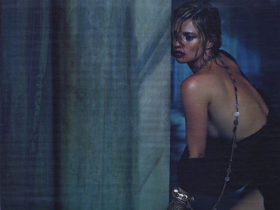 Kate Moss Takes W for a Hot, Steamy Turkish Bath