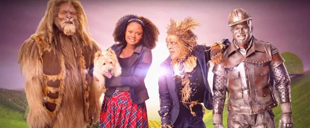 The Preview for The Wiz Live! Will Give You Flashbacks to the Movie