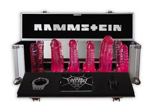 Très Bizarre: Rammstein Box Set, Now With Bonus Dildos!