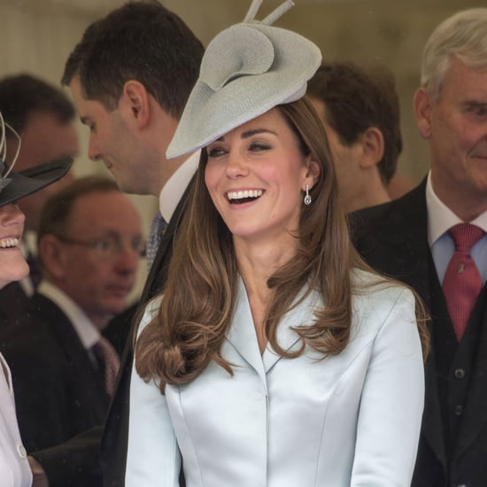 Kate Middleton at the Order of the Garter Service 2014