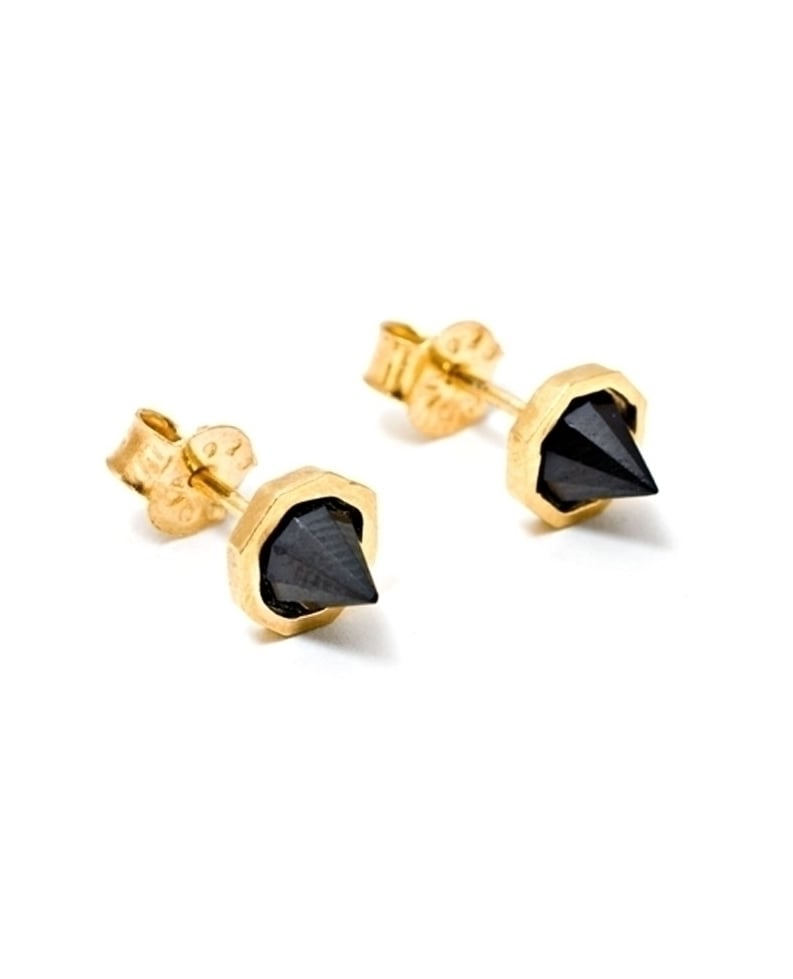I can never have enough studs in my life, and since I recently lost my favorite pair during a Coachella trip, these Katie Diamond Astrid studs ($150) are sure to subdue my woes.  — Chi Diem Chau
