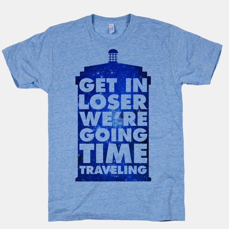 Time Traveling T-Shirt