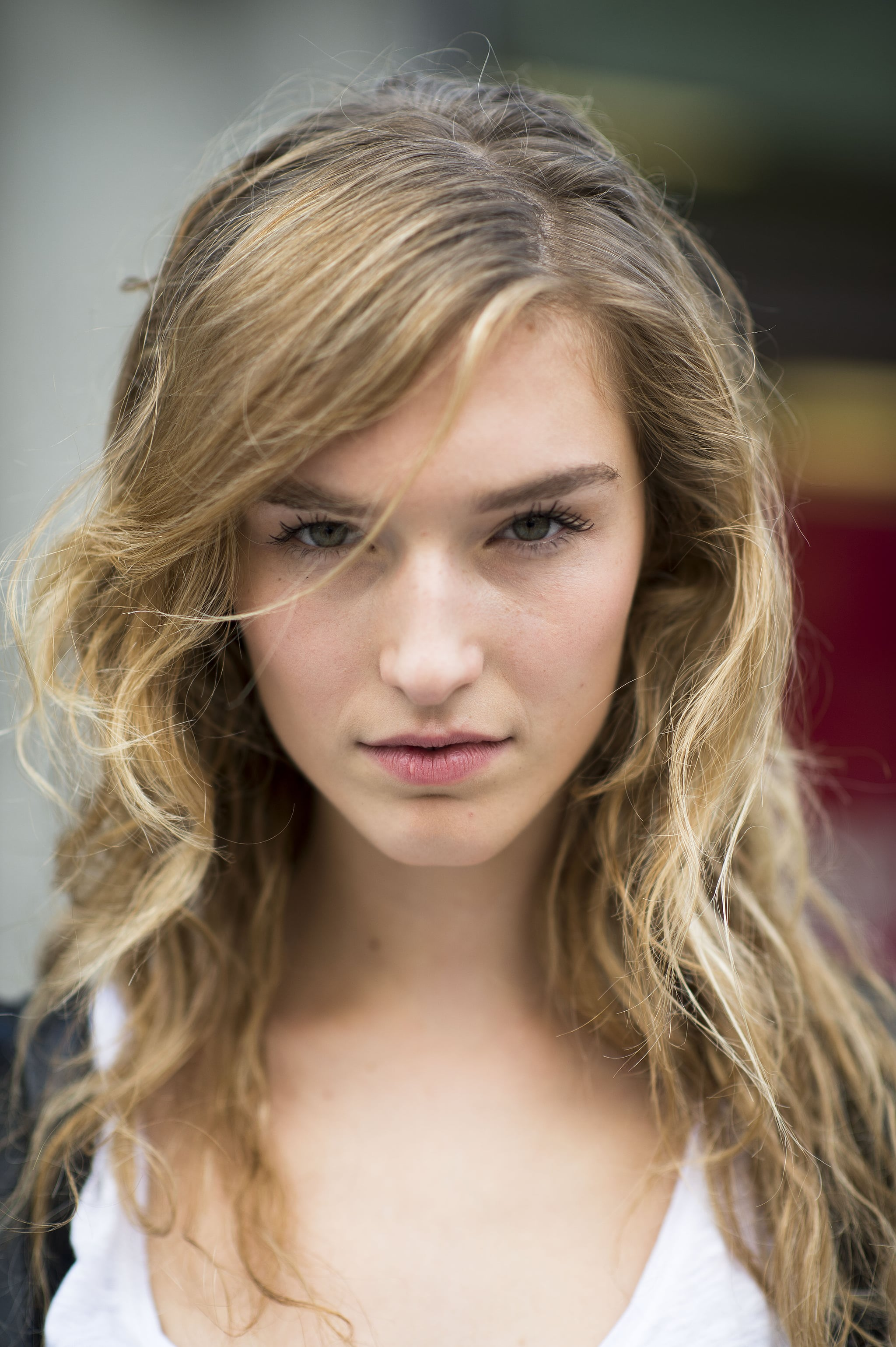 This model proved grunge waves are making a comeback. Source: Le 21ème | Adam Katz Sinding