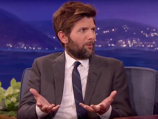 Adam Scott Shares Hilarious Story from Taylor Swift Concert: Chris Rock Told Him, 'You Gotta Go On Stage, Man'