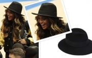 Don't Mind The Price Tag–Just Ball Out On This Maison Michel Hat Like Beyonce