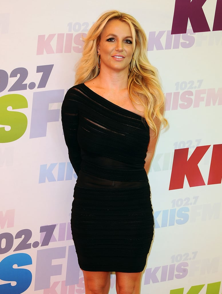 Britney Spears Makes a Triumphant Return to the Stage at Wango Tango