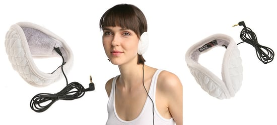 Ear Muff Headphones: Totally Geeky or Geek Chic?
