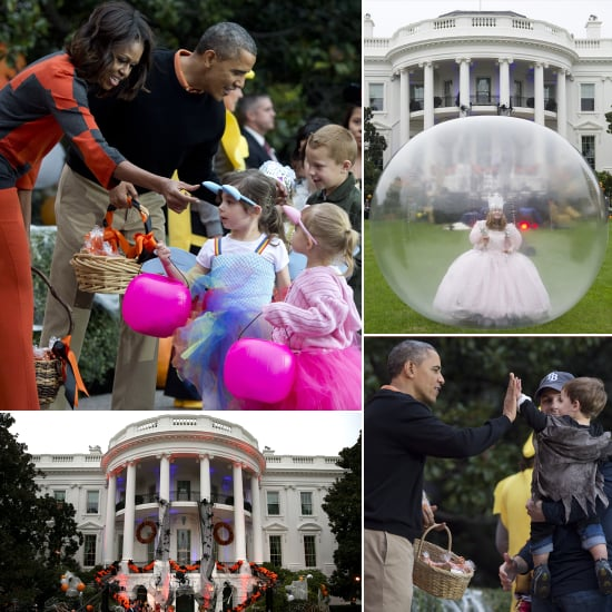 25 Reasons to Trick-or-Treat at the White House