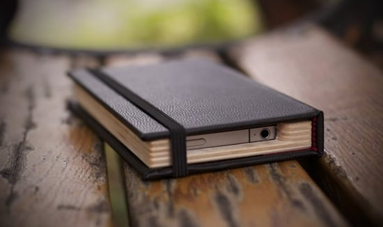 Little Black Book iPhone Case
