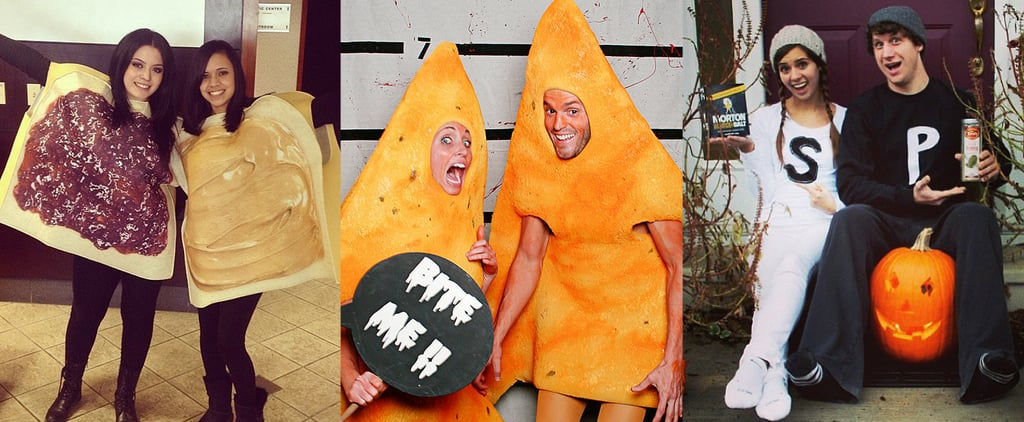 30 Halloween Costumes For the Couple Who's Obsessed With Food