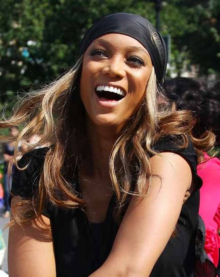 Tyra Banks Is Going to Lose Her Weave