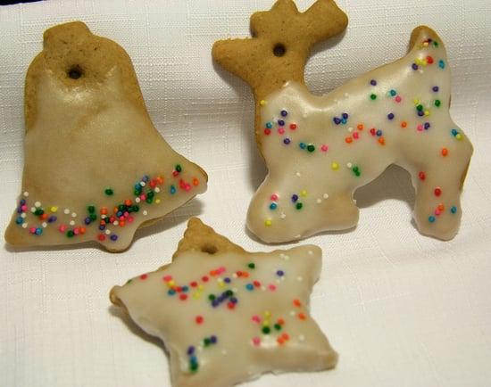 Yummy Link: Edible Christmas Ornaments