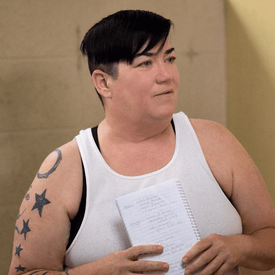 Lea Delaria Has Same Past as Boo on Orange Is the New Black