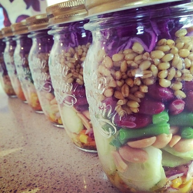 Barley and Beans Salad