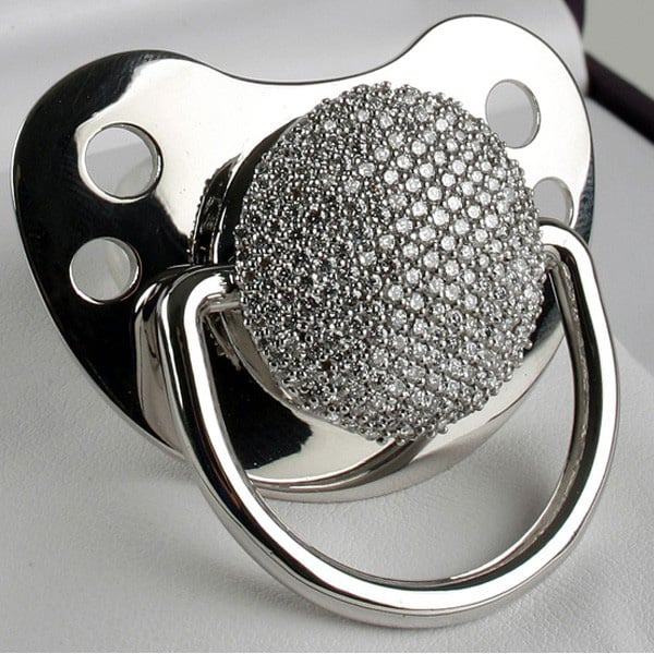 Diamond Pacifier ($17,000)