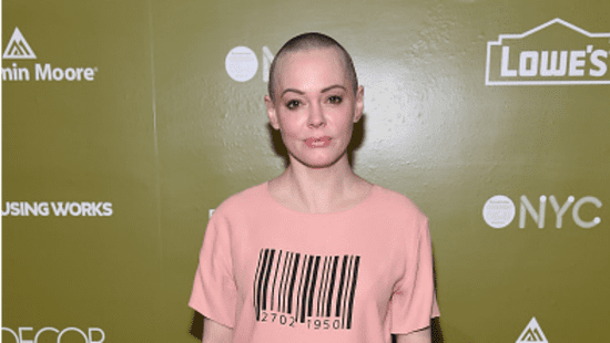 Rose McGowan Is Not Okay With This 'X-Men' Promo Poster