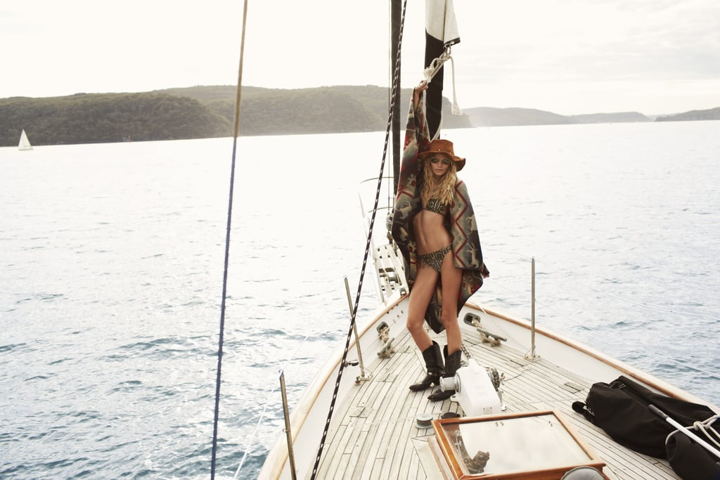 Sail Away With One Teaspoon's Smokin' Swim Campaign