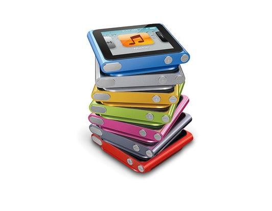 Sixth Generation iPod Nano