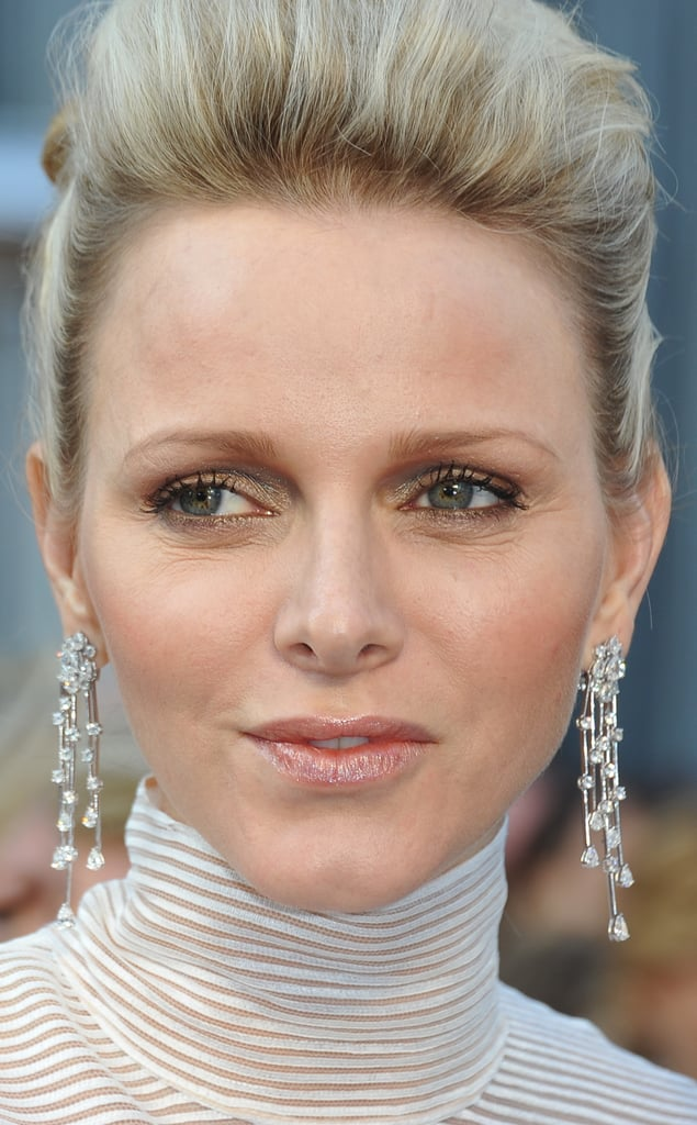 Charlene Whitstock up close at the Oscars