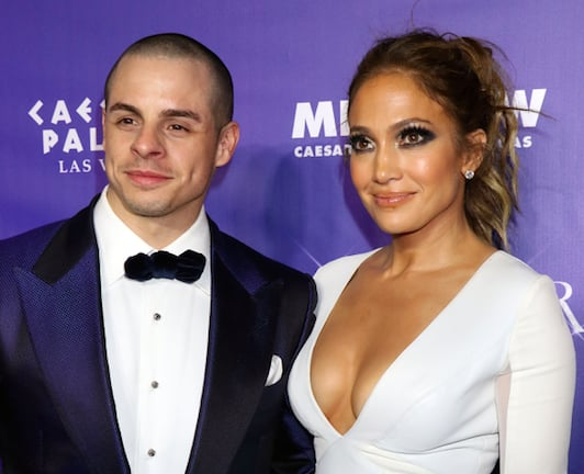 Jennifer Lopez Looks Nothing Like Herself in Makeup-Free Dubsmash With Her Bae