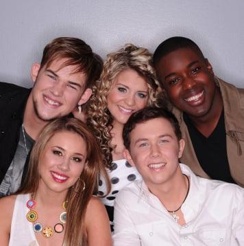 American Idol Top Five Recap